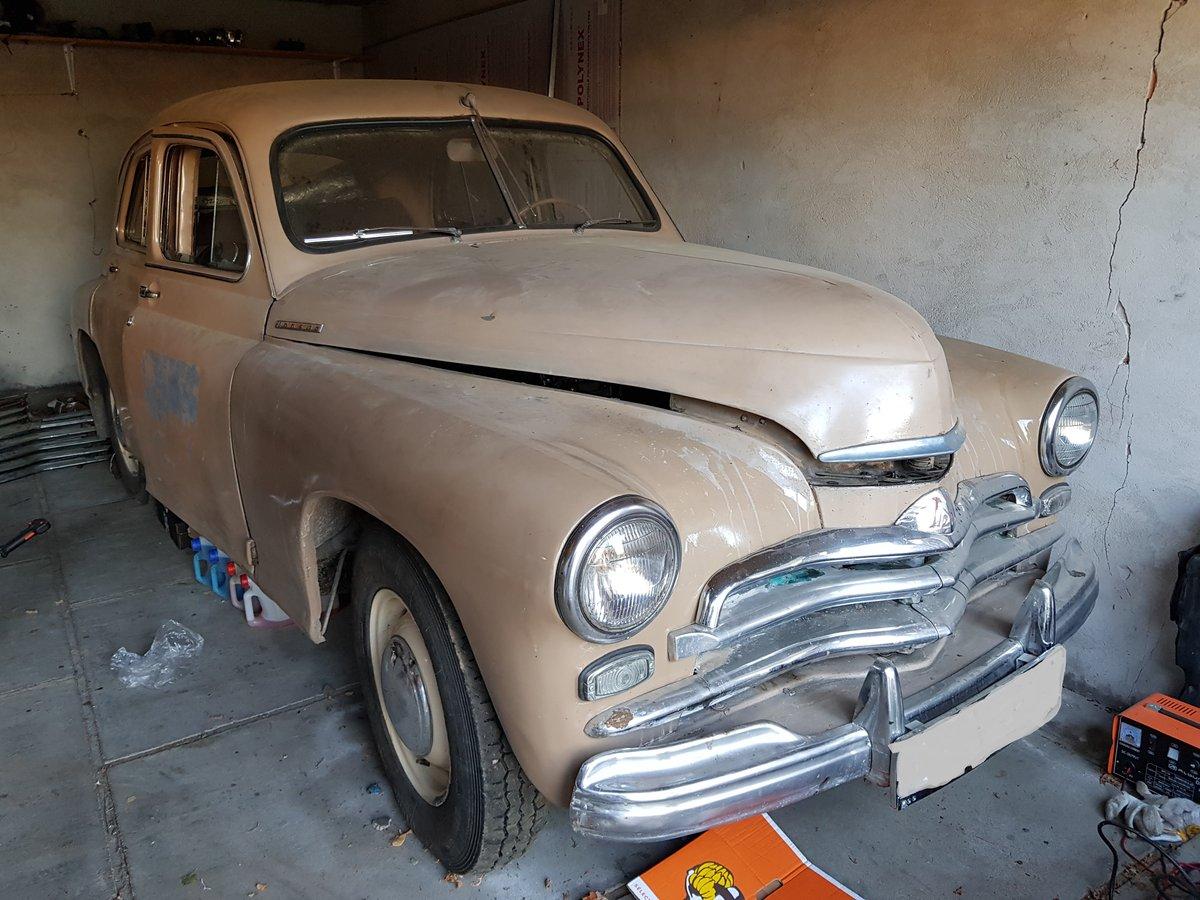 1957 GAZ-M20 Pobeda For Sale (picture 1 of 4)