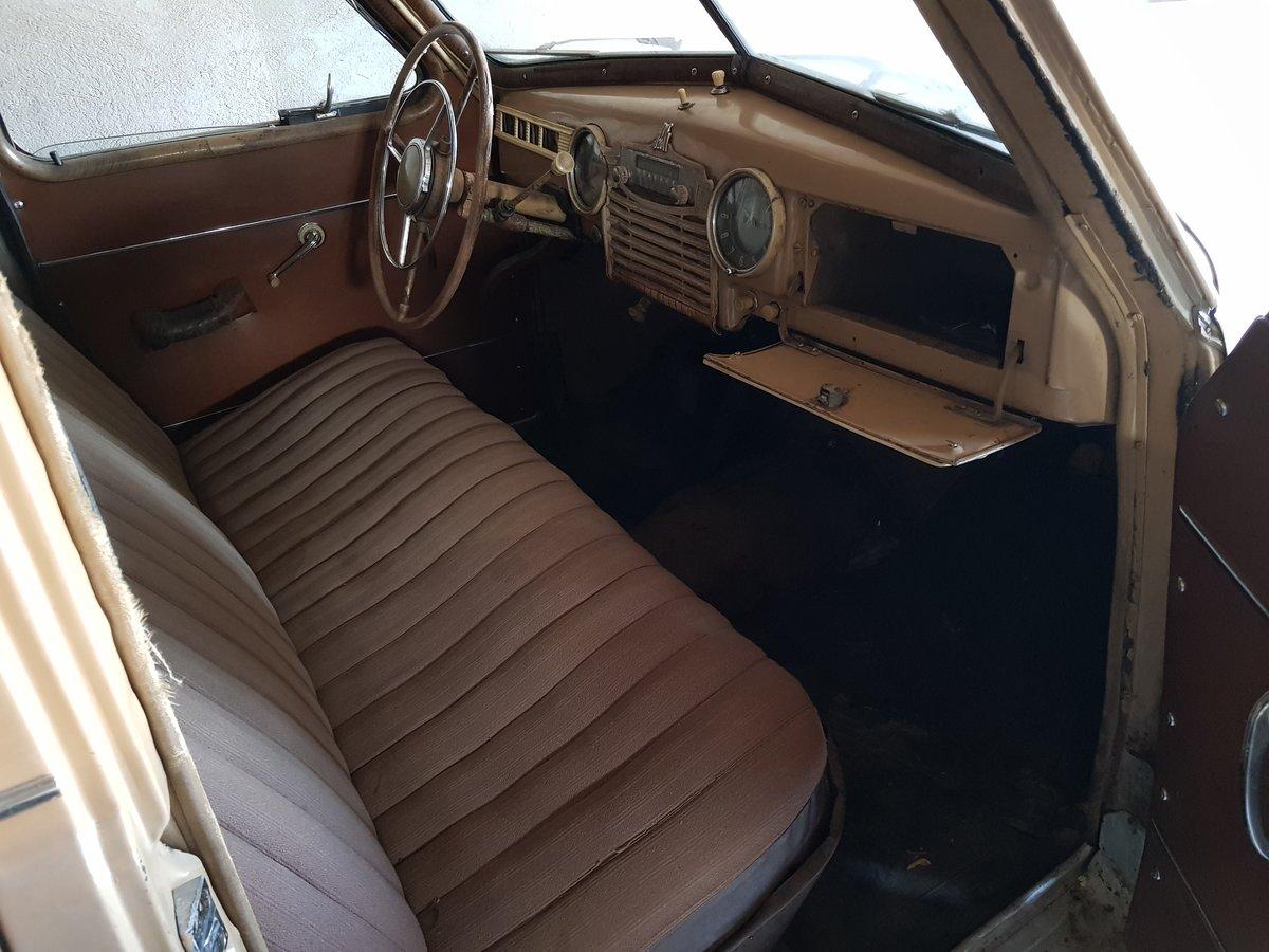 1957 GAZ-M20 Pobeda For Sale (picture 4 of 4)