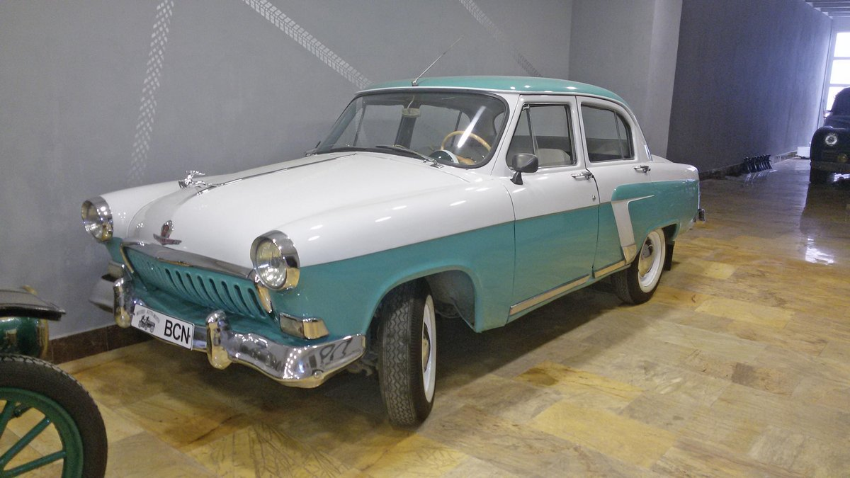 GAZ VOLGA M21-1959 For Sale (picture 1 of 6)