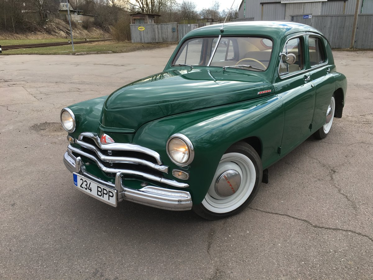 1956 GAZ 20 Pobeda for sale For Sale (picture 1 of 6)
