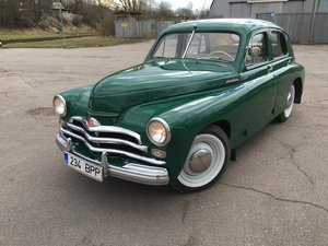 1956 GAZ 20 Pobeda for sale For Sale