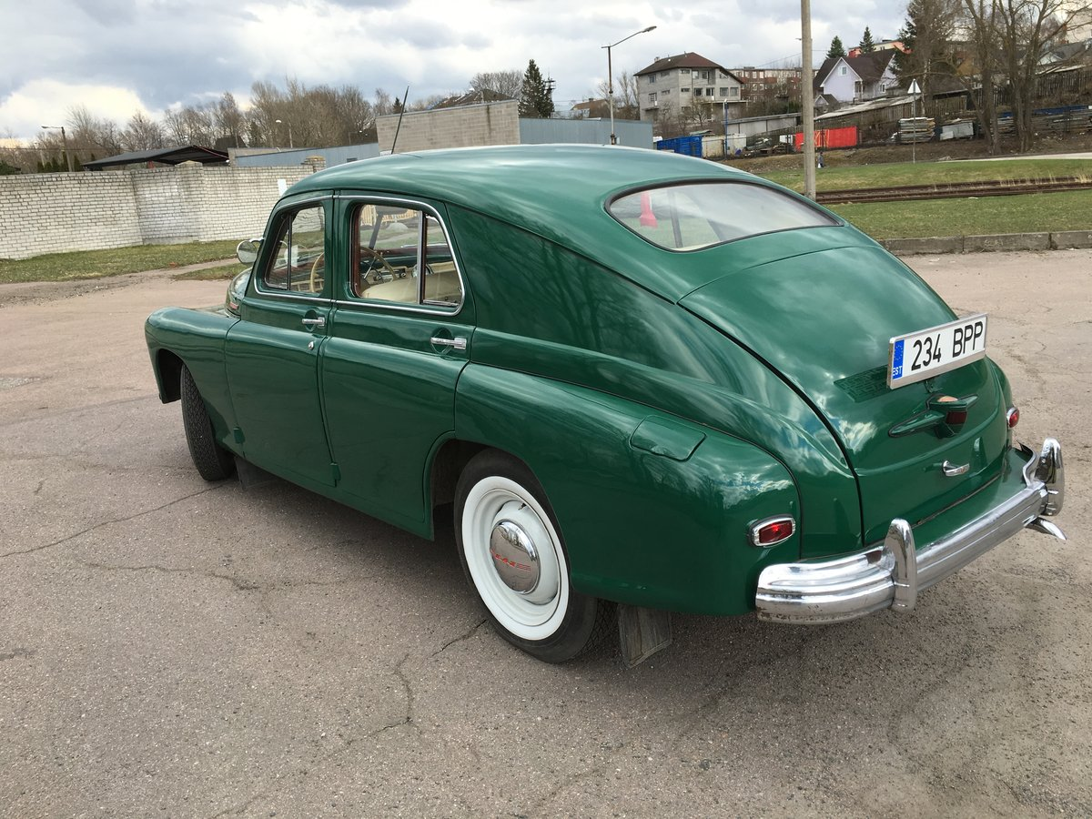 1956 GAZ 20 Pobeda for sale For Sale (picture 2 of 6)