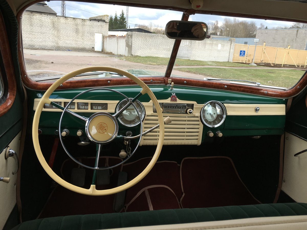 1956 GAZ 20 Pobeda for sale For Sale (picture 3 of 6)