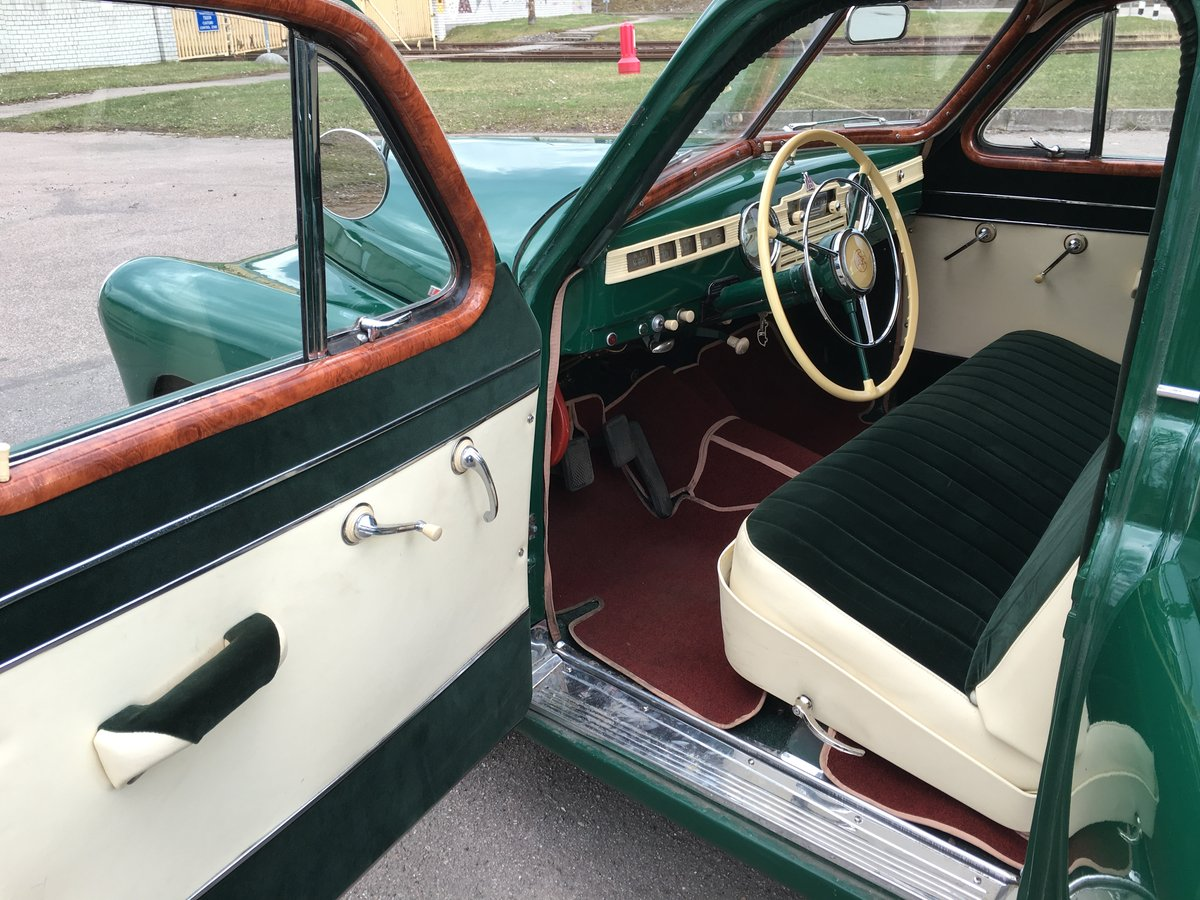 1956 GAZ 20 Pobeda for sale For Sale (picture 4 of 6)