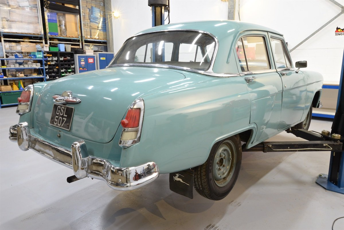 1960 Volga M21 – UK Export Model For Sale (picture 2 of 6)