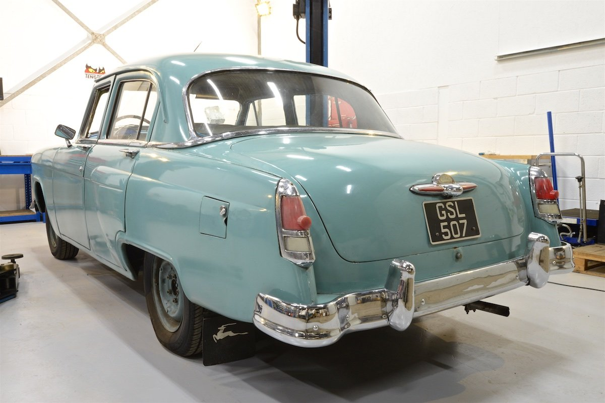 1960 Volga M21 – UK Export Model For Sale (picture 6 of 6)