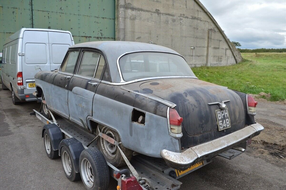 1963 Volga GAZ M21P Right-hand drive  For Sale (picture 2 of 6)