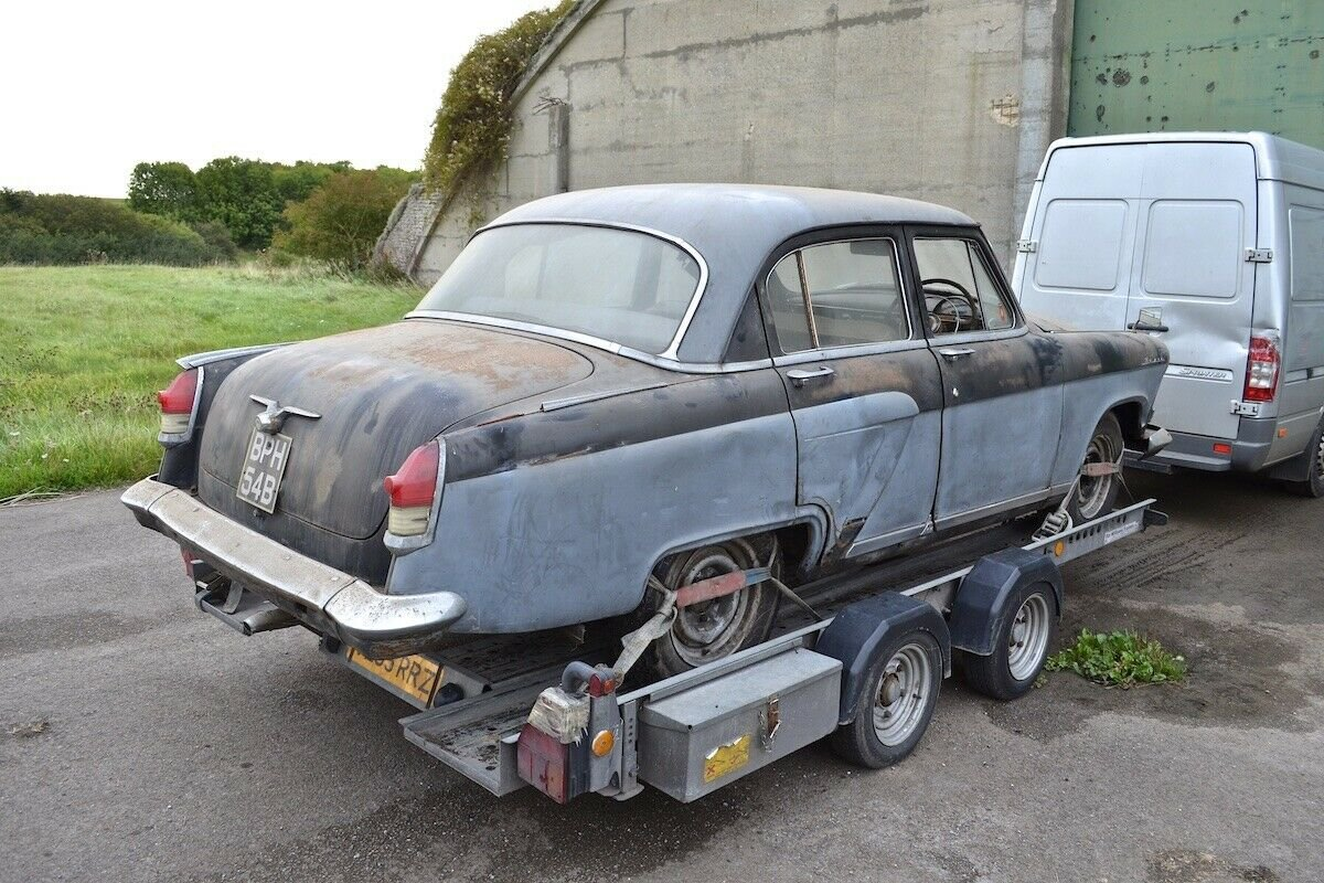 1963 Volga GAZ M21P Right-hand drive  For Sale (picture 3 of 6)
