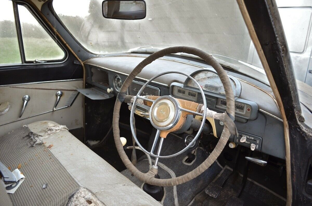1963 Volga GAZ M21P Right-hand drive  For Sale (picture 4 of 6)