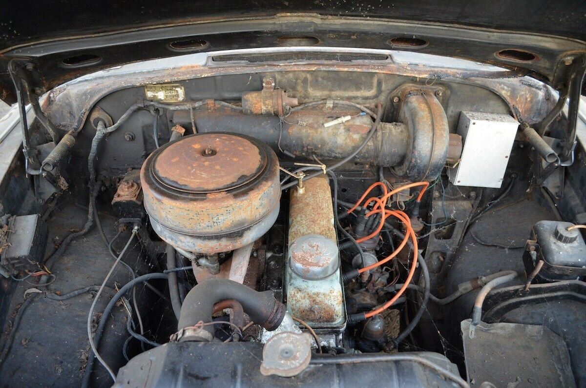 1963 Volga GAZ M21P Right-hand drive  For Sale (picture 5 of 6)
