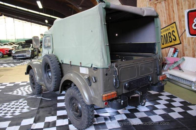 1967 GAZ 69M For Sale by Auction (picture 3 of 6)