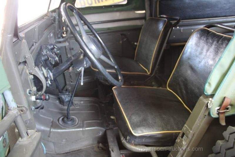1967 GAZ 69M For Sale by Auction (picture 6 of 6)