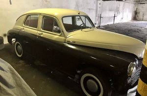 1954 Gaz M20 Pobeda For Sale
