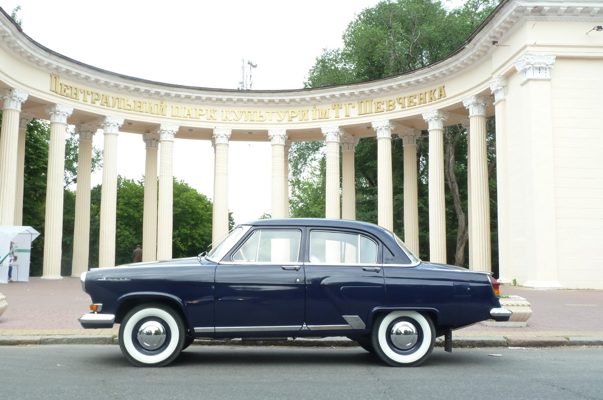 1962 Gaz 23 Special USSR KGB car -chaser. For Sale (picture 1 of 6)