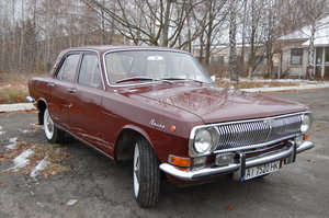 1978 GAZ 24  Original paint!