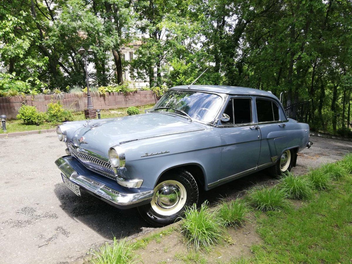 1968 Gaz 21 Volga For Sale (picture 2 of 6)