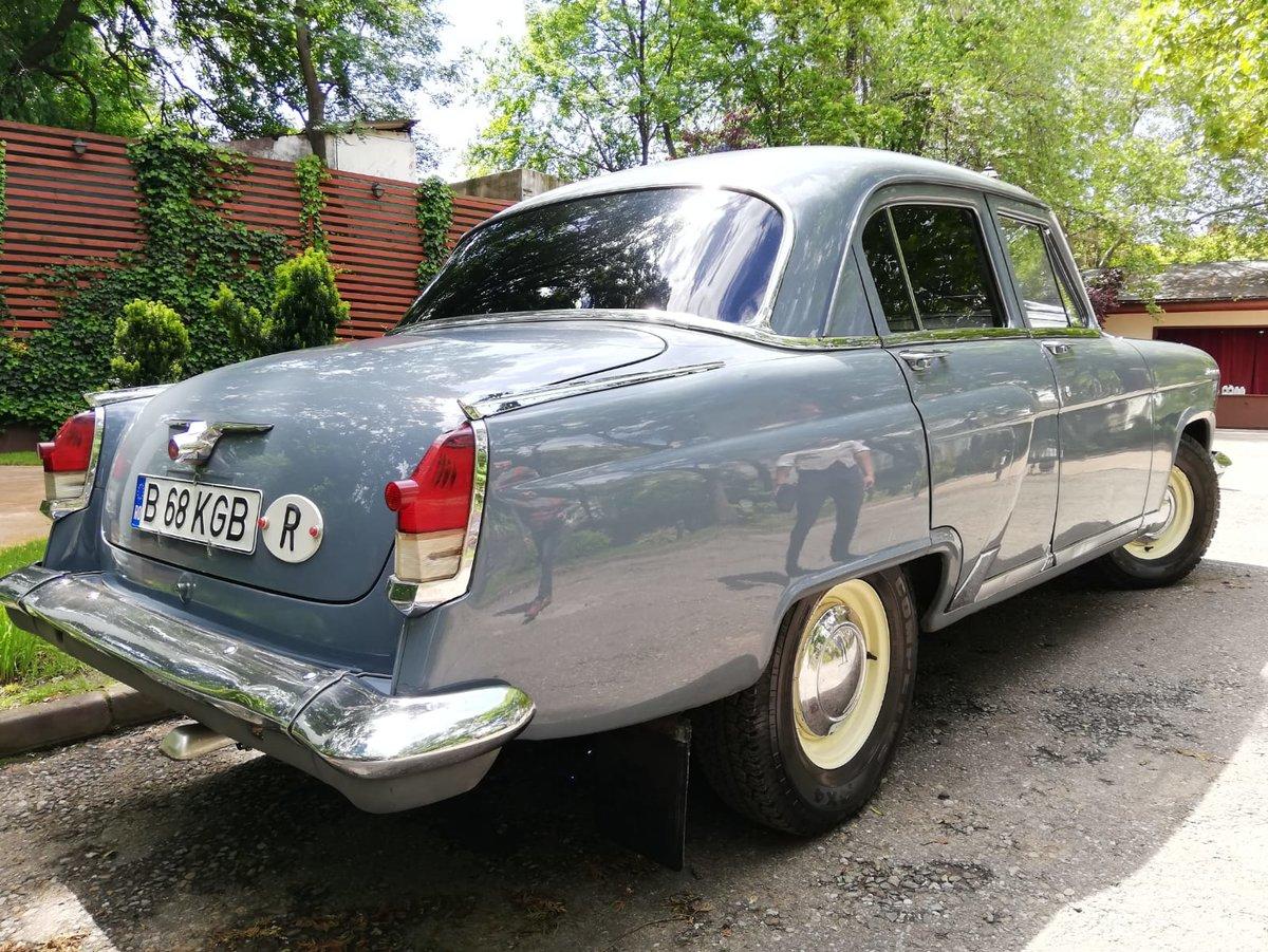 1968 Gaz 21 Volga For Sale (picture 3 of 6)