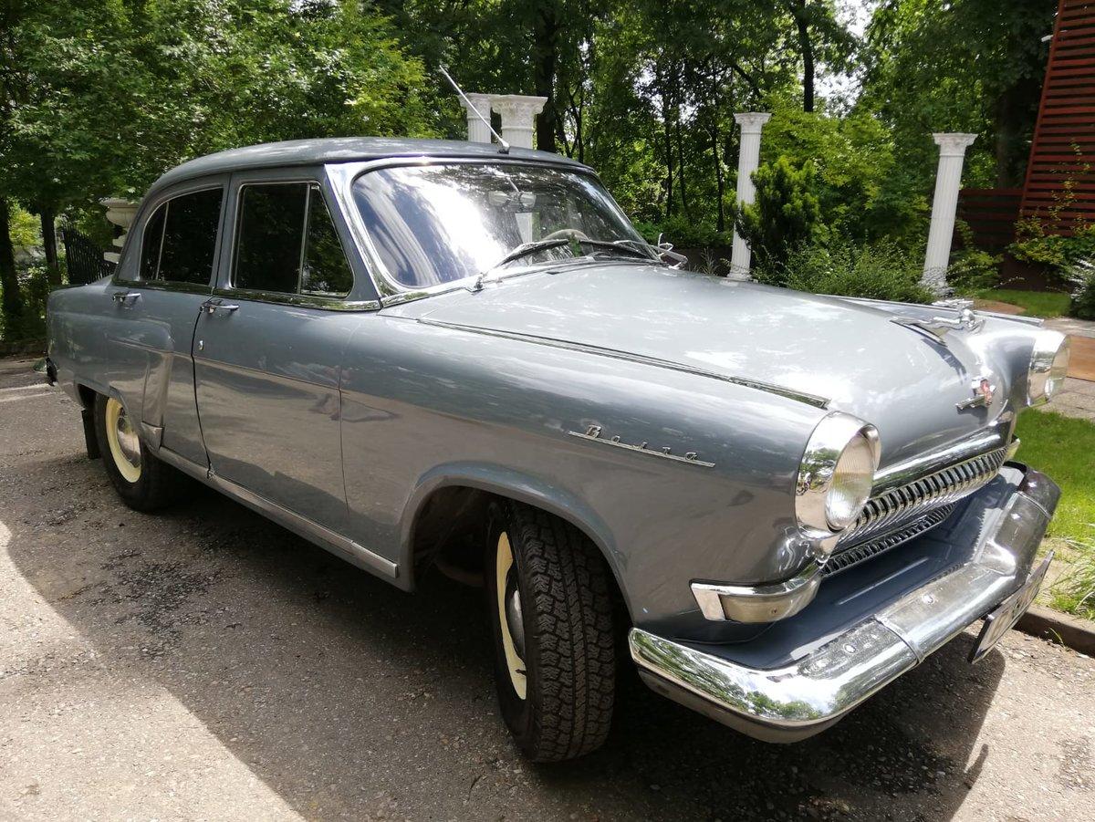 1968 Gaz 21 Volga For Sale (picture 4 of 6)