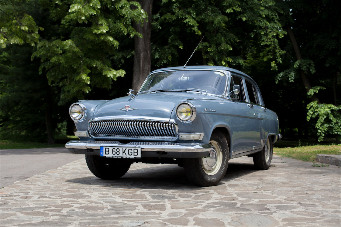 1968 Gaz 21 Volga For Sale (picture 5 of 6)