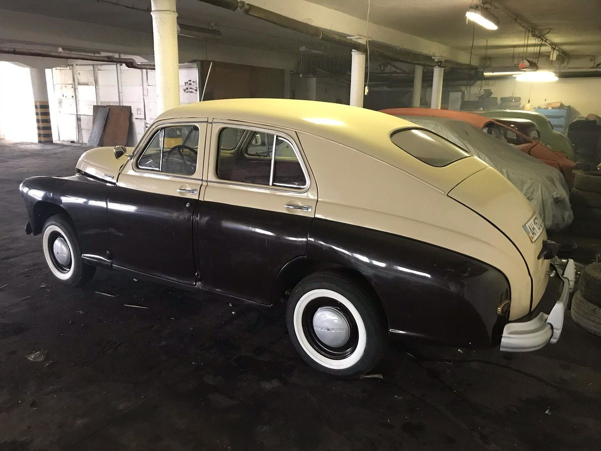 1954 Gaz M20 Pobeda For Sale (picture 3 of 6)