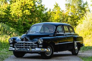 1953 GAZ 12 ZIM Soviet Luxury