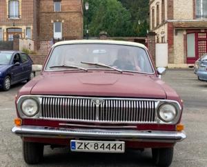 1973 GAZ Volga 24 Fully renovated