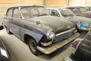 1963 Volga GAZ M21 P Right-hand drive