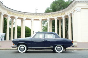 1962 Special USSR KGB car -chaser.
