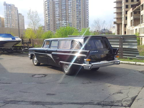 1978 GAZ-13S Chaika Wagon For Sale (picture 1 of 6)