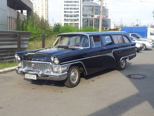 1978 GAZ-13S Chaika Wagon For Sale (picture 3 of 6)