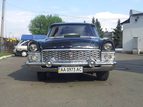 1978 GAZ-13S Chaika Wagon For Sale (picture 4 of 6)