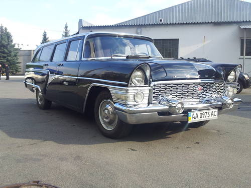 1978 GAZ-13S Chaika Wagon For Sale (picture 5 of 6)