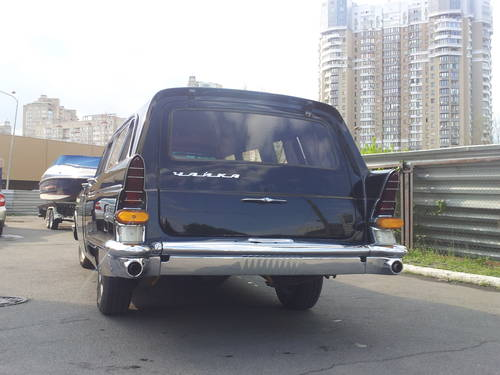 1978 GAZ-13S Chaika Wagon For Sale (picture 6 of 6)