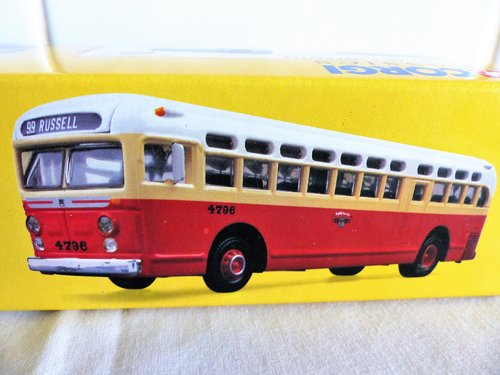 G.M. MASS TRANSIT BUSES-NEW YORK & ST LOUIS For Sale (picture 2 of 6)