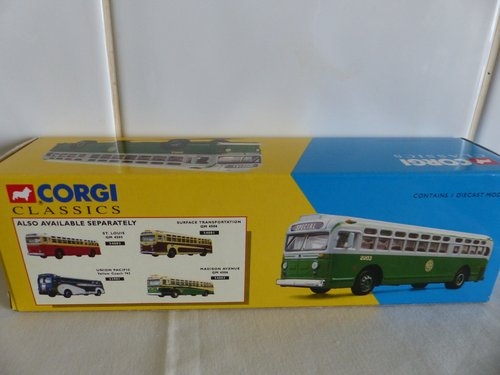 G.M. MASS TRANSIT BUSES-NEW YORK & ST LOUIS For Sale (picture 4 of 6)