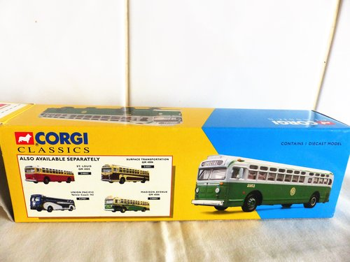 G.M. MASS TRANSIT BUSES-NEW YORK & ST LOUIS For Sale (picture 6 of 6)