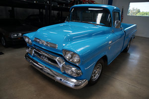 1959 GMC 100 Series 'Big Window' 350 V8 Pick Up SOLD