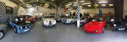 Black & White Classics, Rugeley, Staffordshire For Sale (picture 1 of 6)