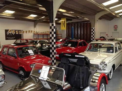 Black & White Classics, Rugeley, Staffordshire For Sale (picture 2 of 6)
