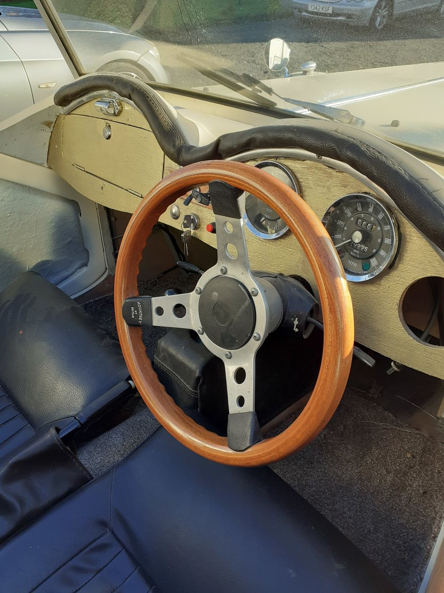 1968 Gentry kit car SOLD (picture 1 of 6)