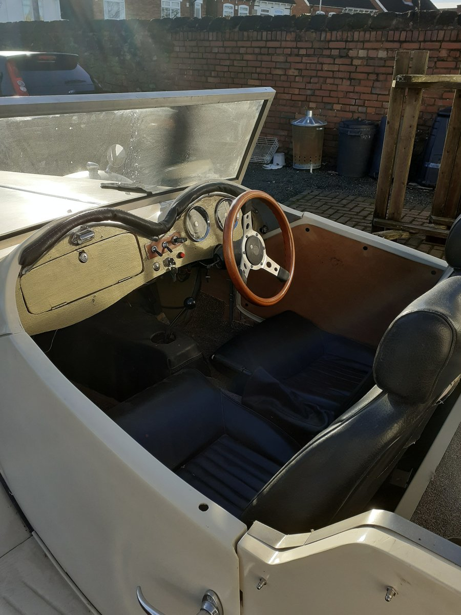 1968 Gentry kit car SOLD (picture 4 of 6)