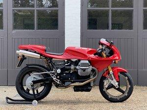 2001 Ghezzi Brian Super Twin 1100 (Moto Guzzi)