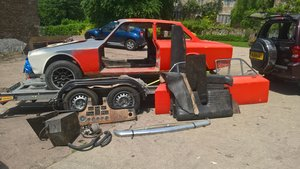 1971 MK1 Gilbern Invader for restoration For Sale