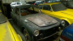 1964 Extremly rare Gilbern GT rolling chassis For Sale