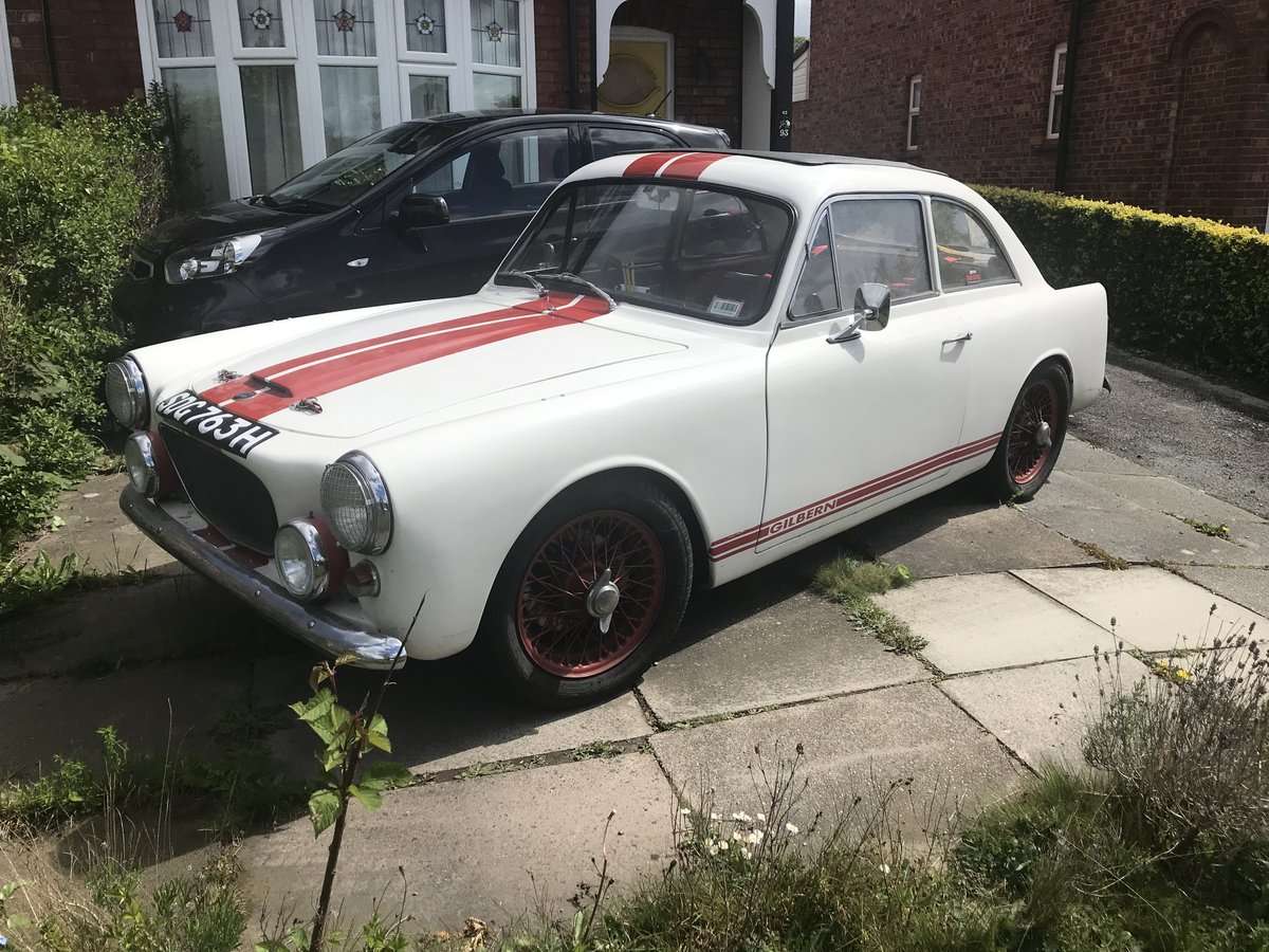 1969 Gilnern GT Rally car SOLD (picture 1 of 6)