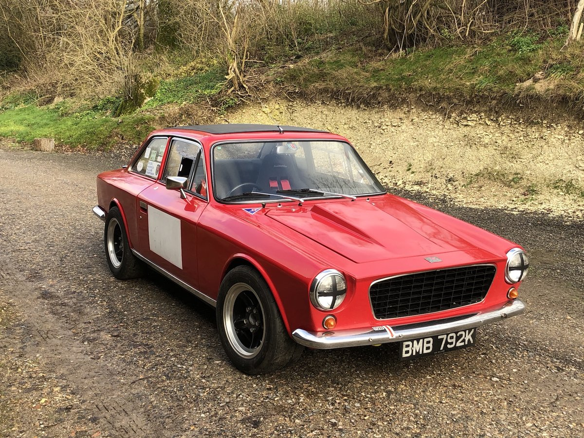 1971 Gilbern Invader MkII with Distinguished Competitio For Sale (picture 1 of 21)