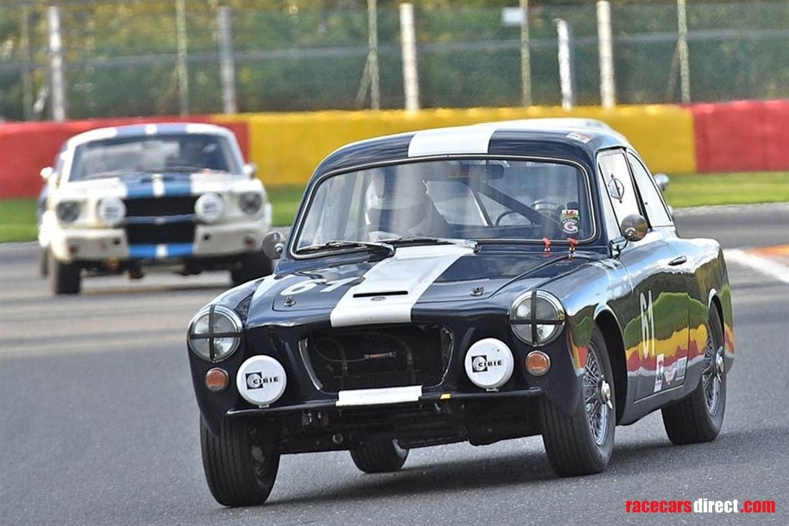 1965 Gilbern 1800 GT FIA Race Car For Sale (picture 1 of 5)