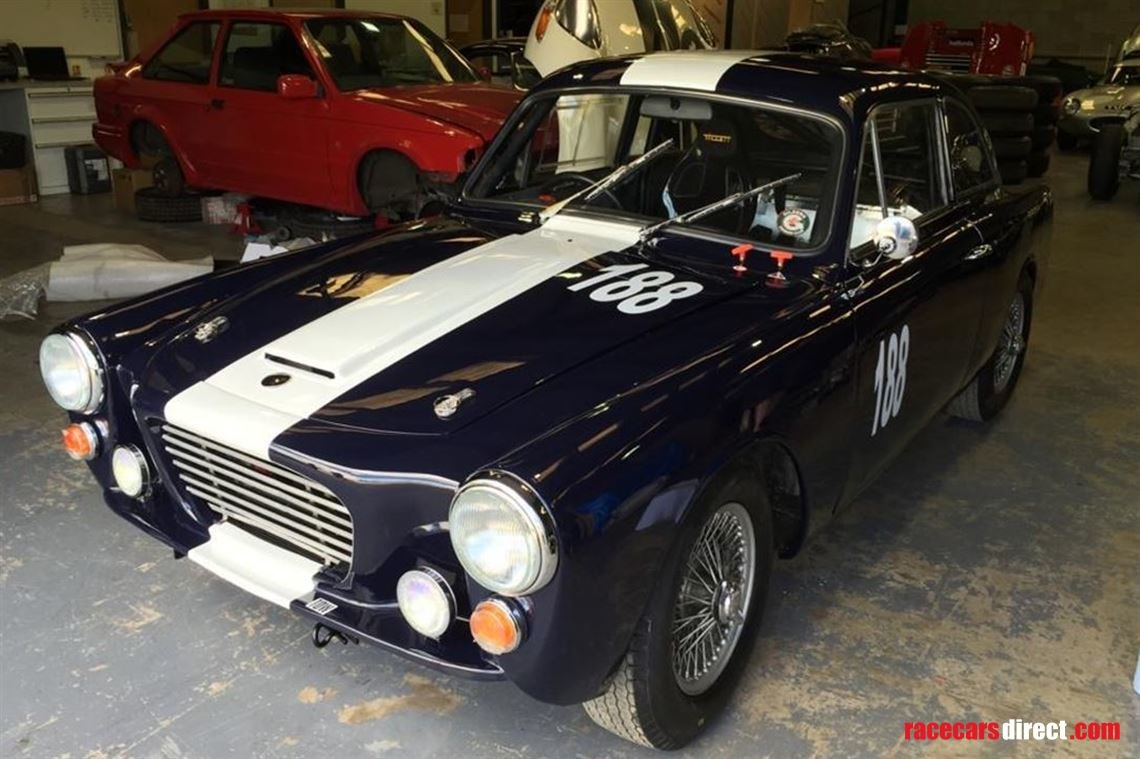 1965 Gilbern 1800 GT FIA Race Car For Sale (picture 2 of 5)