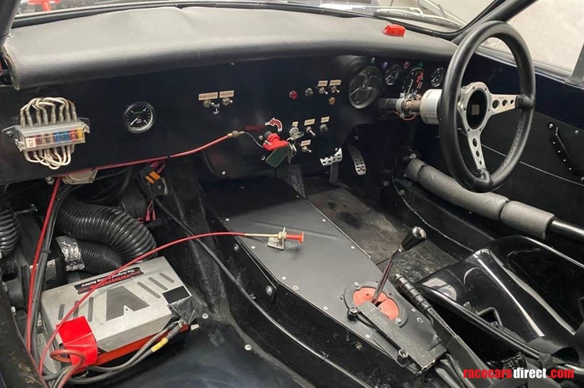 1965 Gilbern 1800 GT FIA Race Car For Sale (picture 3 of 5)
