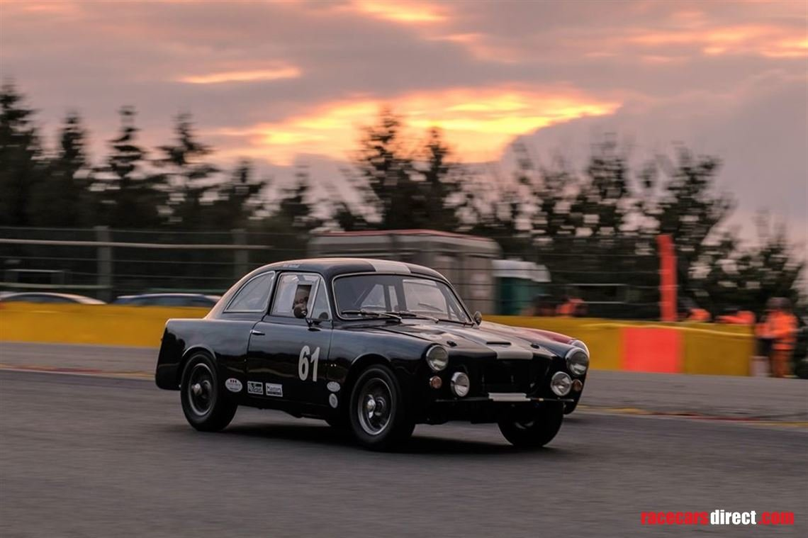 1965 Gilbern 1800 GT FIA Race Car For Sale (picture 4 of 5)